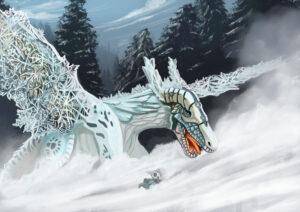 Snowflakedragon